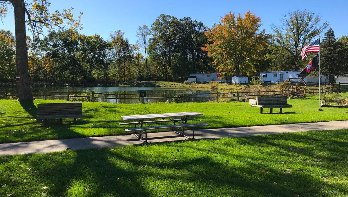 Flushing Estates Pond