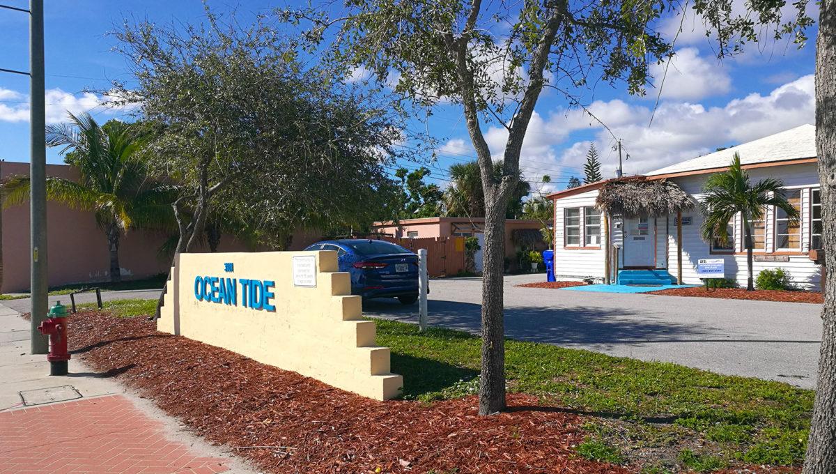 Ocean Tide Office