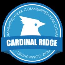 Cardinal Ridge Badge