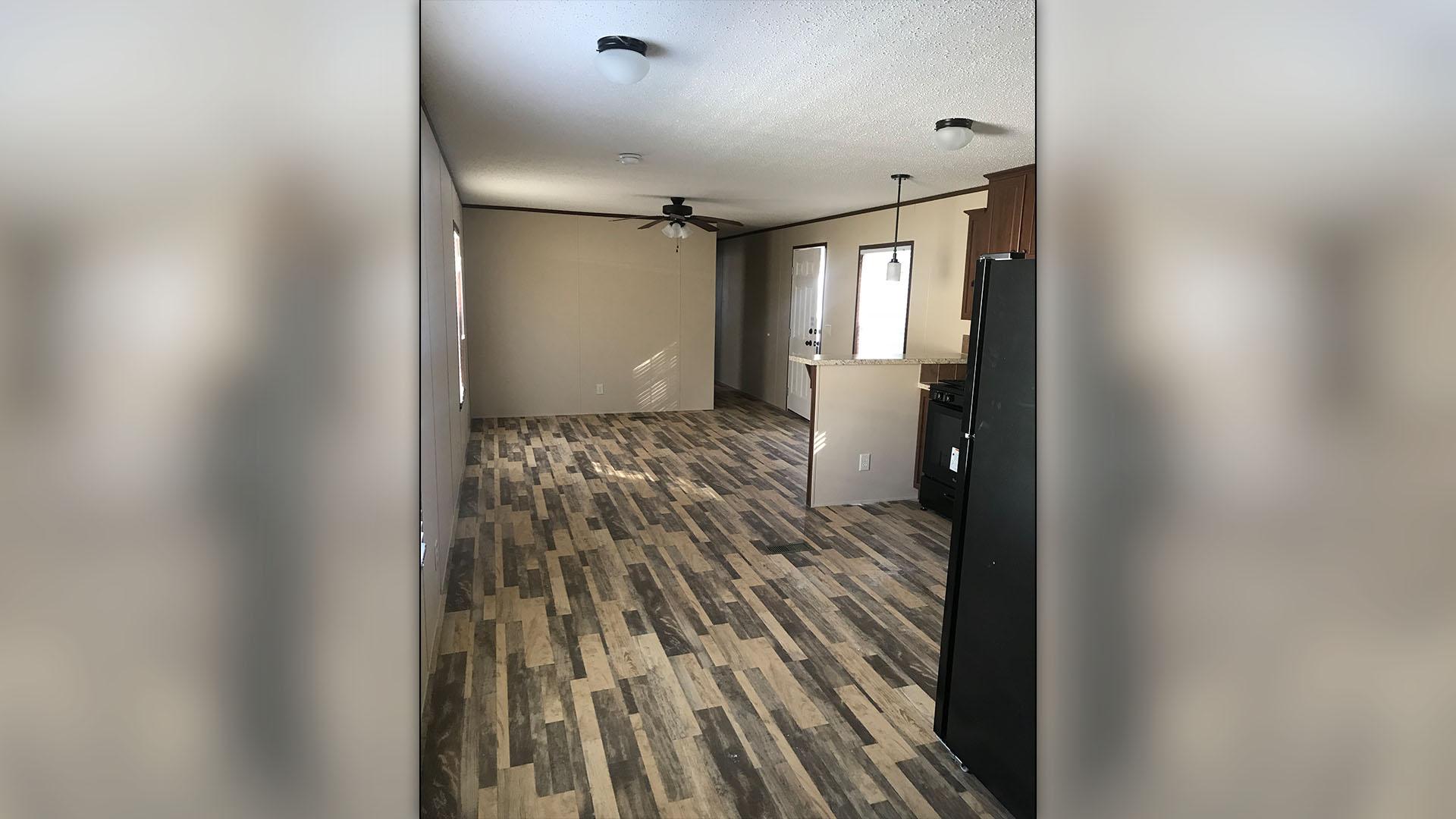 New 3 Bedroom Home